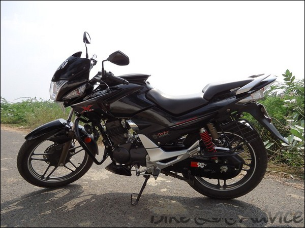Hero Honda CBZ Xtreme Ownership Review by Gowtham bikeadvice in (1)