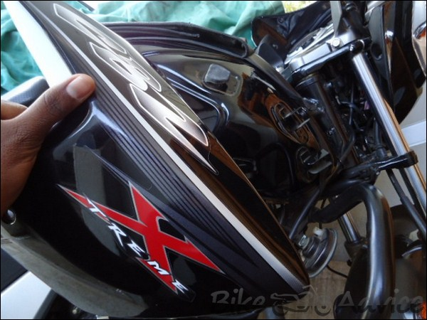 Hero Honda CBZ Xtreme Ownership Review by Gowtham bikeadvice in (17)