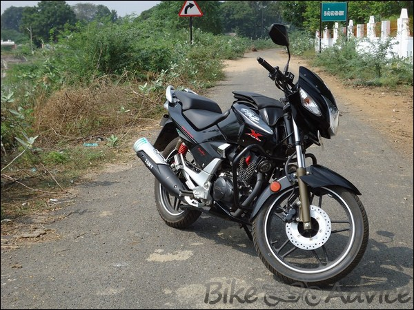 Hero Honda CBZ Xtreme Ownership Review by Gowtham bikeadvice in (3)