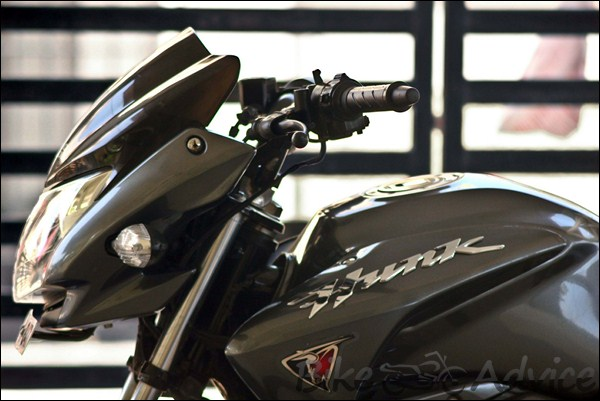 Hero Honda Hunk Ownership Review by Dinesh bikeadvice in (6)