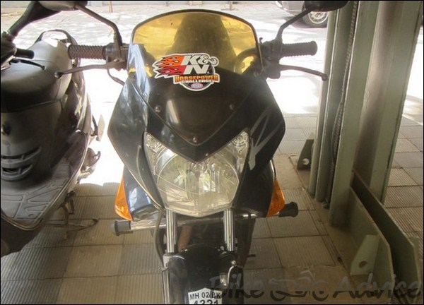 Hero Honda Karizma Ownership Review by Satyam bikeadvice in (2)