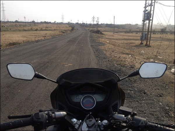 Hero Honda Karizma ZMR Ownership Review by Hasan Jhanjharya bikeadvice in (12)