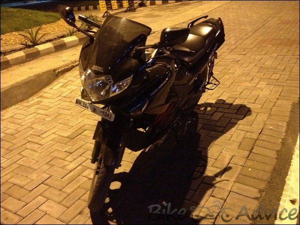 Hero Honda Karizma ZMR Ownership Review by Hasan Jhanjharya bikeadvice in (2)