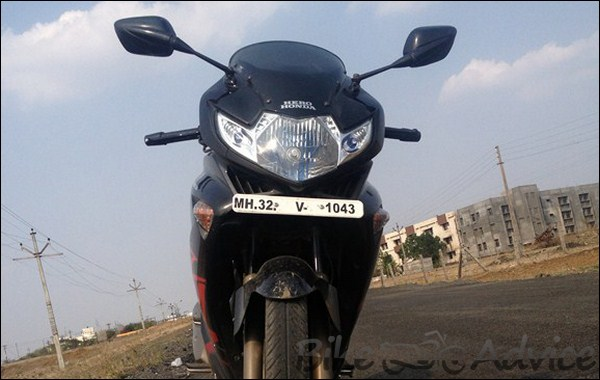 Hero Honda Karizma ZMR Ownership Review by Hasan Jhanjharya bikeadvice in (7)