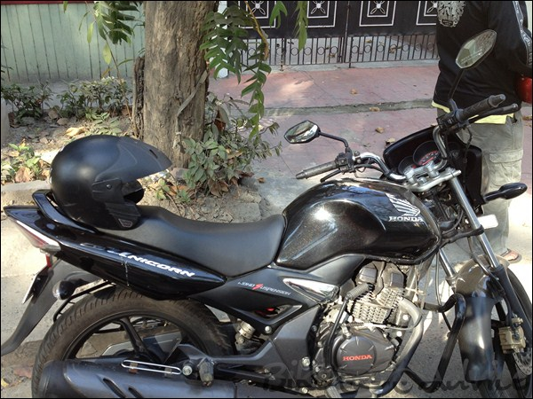 Honda CB Unicorn Ownership Review by Adithya Ramchandran Iyer bikeadvice in (4)