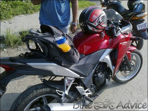 Honda CBR 250R Ownership review by Adarsh Jose bikeadvice in (14)