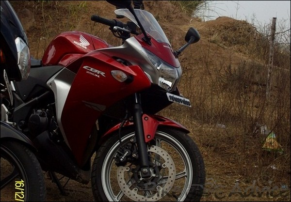 Honda CBR 250R Ownership review by Adarsh Jose bikeadvice in (5)