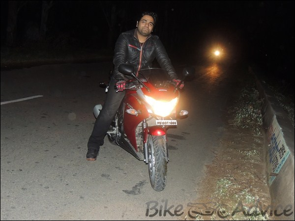Honda CBR 250R Ownership review by Adarsh Jose bikeadvice in (7)