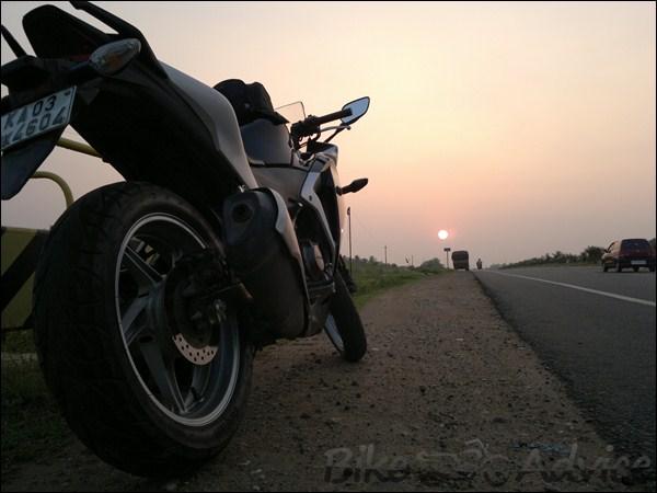 Honda CBR250R C-ABS Ownership Review by Diwagar bikeadvice in (8)