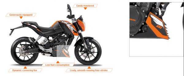2013 ktm duke 200 abs; is it coming to india?