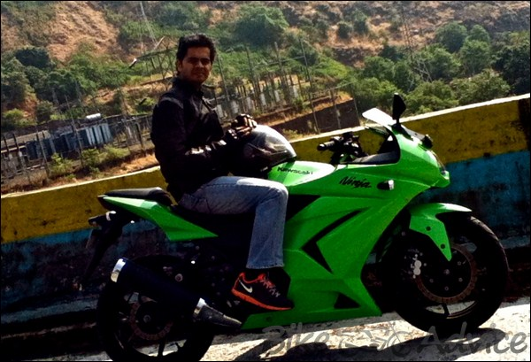 Kawasaki Ninja 250R Ownership Review by Kamal Jaisingh bikeadvice in (1)