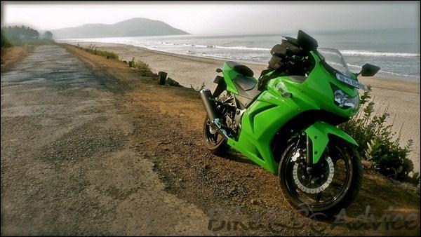 Kawasaki Ninja 250R Ownership Review by Kamal Jaisingh bikeadvice in (10)