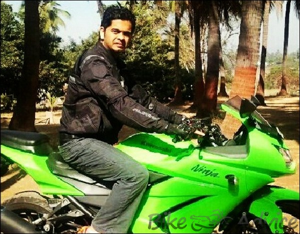 Kawasaki Ninja 250R Ownership Review by Kamal Jaisingh bikeadvice in (4)