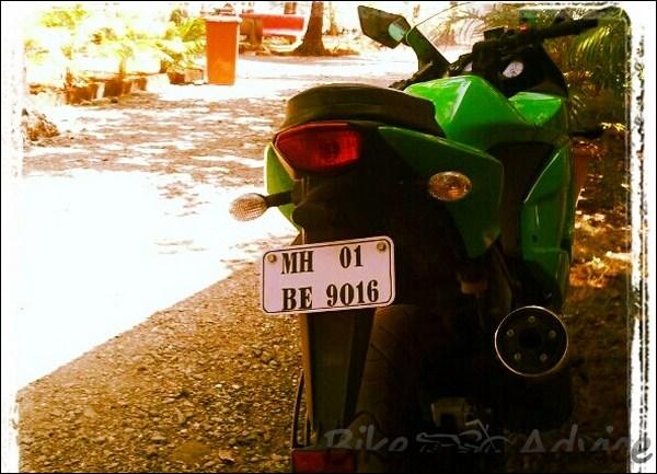 Kawasaki Ninja 250R Ownership Review by Kamal Jaisingh bikeadvice in (5)