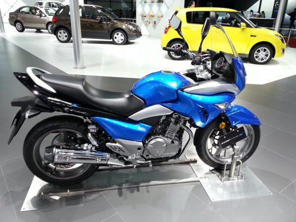 Suzuki Gw Inazuma Seats