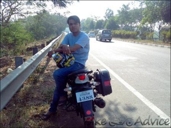 TVS Apache 160 Hyper Edge Ownership Review by Nitin Waghmare