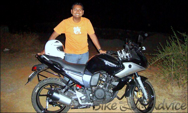 Yamaha Fazer Ownership Review by Ashish Massey bikeadvice in (1)
