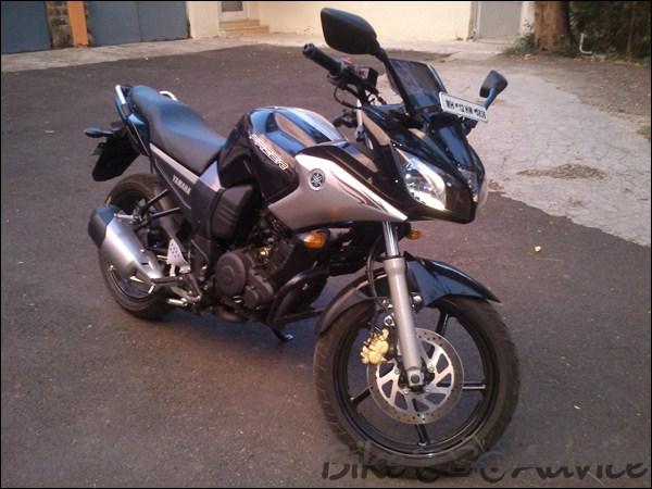 Yamaha Fazer Ownership Review by Ashish Massey bikeadvice in (4)