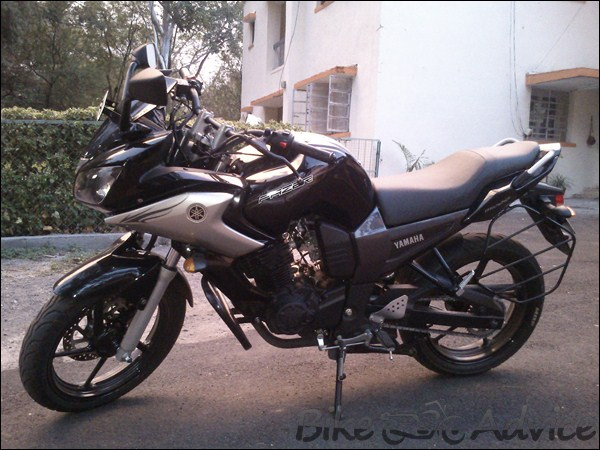 Yamaha Fazer Ownership Review by Ashish Massey bikeadvice in (5)