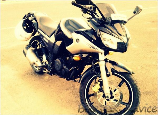 Yamaha Fazer Ownership Review by Ashish Massey bikeadvice in (9)