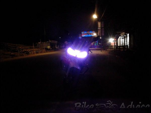 Yamaha Fazer Ownership Review by Shubham Mayank bikeadvice in (2)