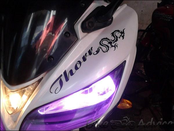 Yamaha Fazer Ownership Review by Shubham Mayank bikeadvice in (4)