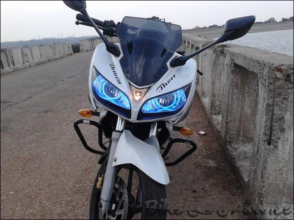 Yamaha Fazer Ownership Review by Shubham Mayank bikeadvice in (6)