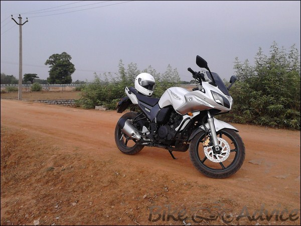 Yamaha Fazer Ownership Review by Shubham Mayank bikeadvice in (9)