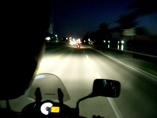 Night Riding Bikeadvice.in