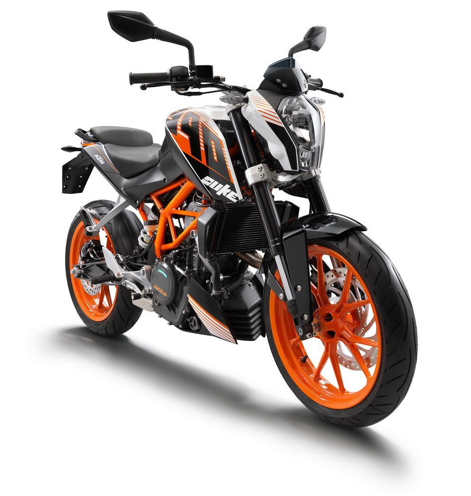 ktm offers black color in 2014 duke 390 picture gallery. Black Bedroom Furniture Sets. Home Design Ideas