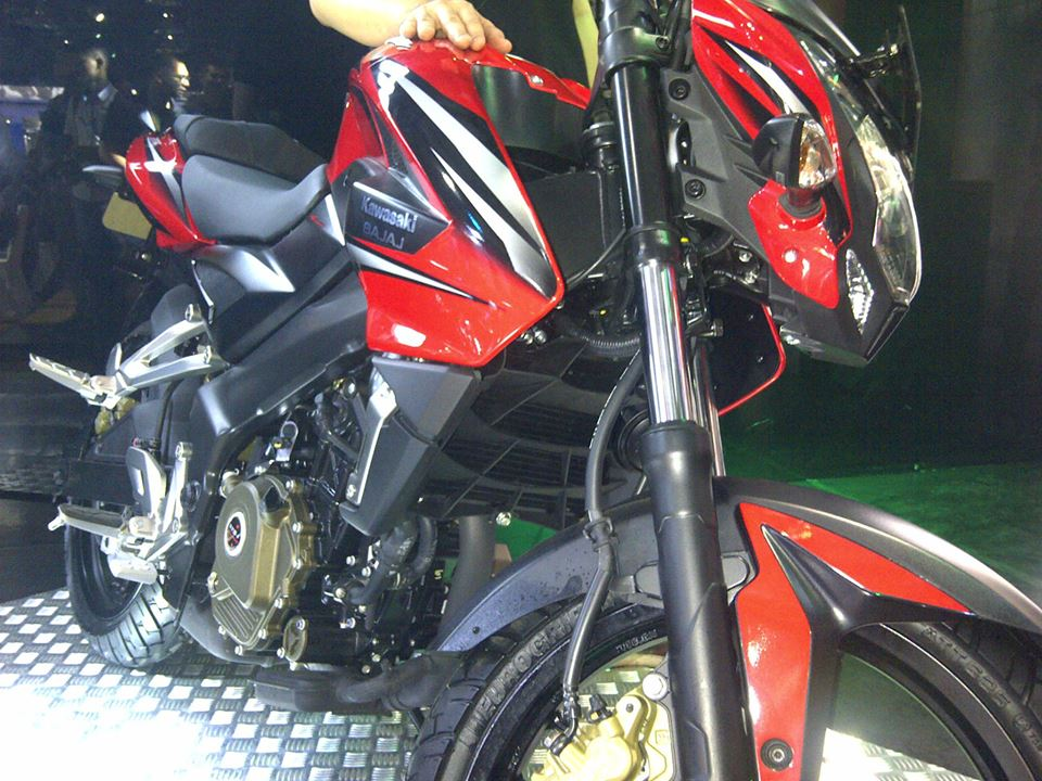 Kawasaki Bajaj Launches Snazzier Pulsar 200NS In Indonesia