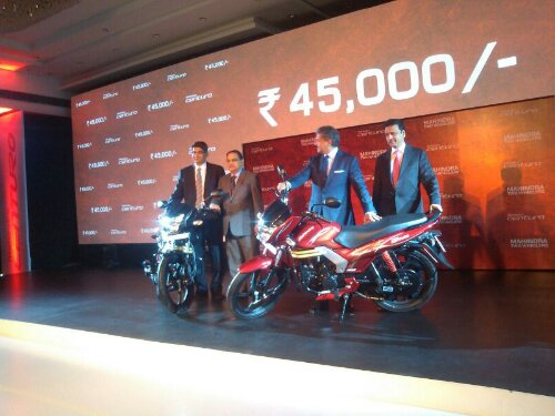 Mahindra-Centuro-Launch