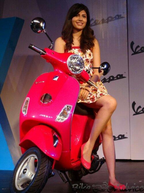 Vespa-VX-India