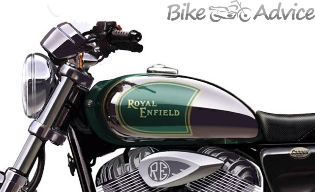 Royal Enfield S Possible Future Prototype Sketches