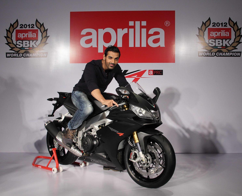 Aprilia India Price