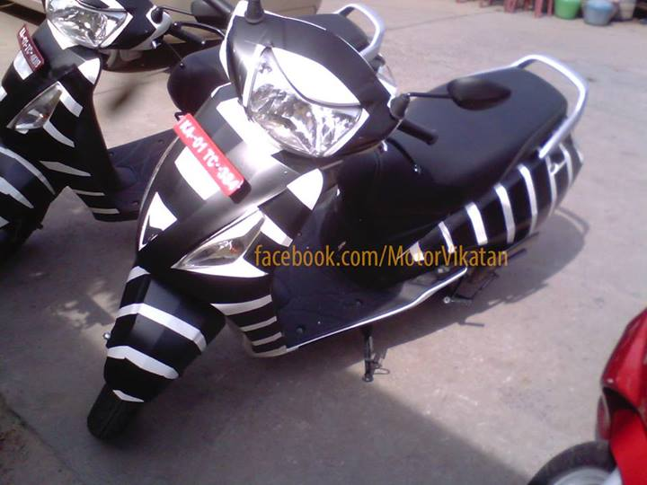 Tvs Upcoming Jupiter Clearmost Spyshots Launch In September