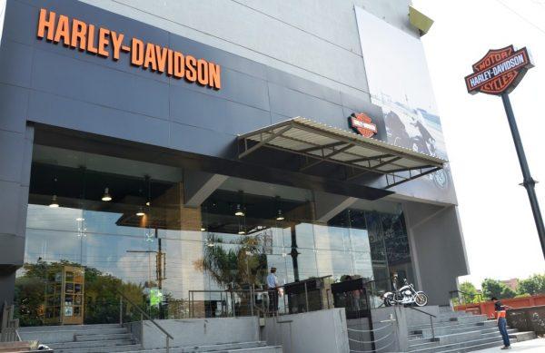 Tiger-Harley-Davidson-Indore-Launch