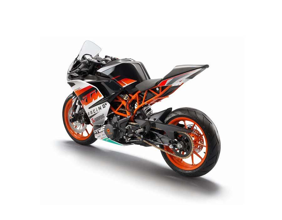 Hondas For Sale >> Faired KTM RC125, RC200 & RC390: Official Pics & Details