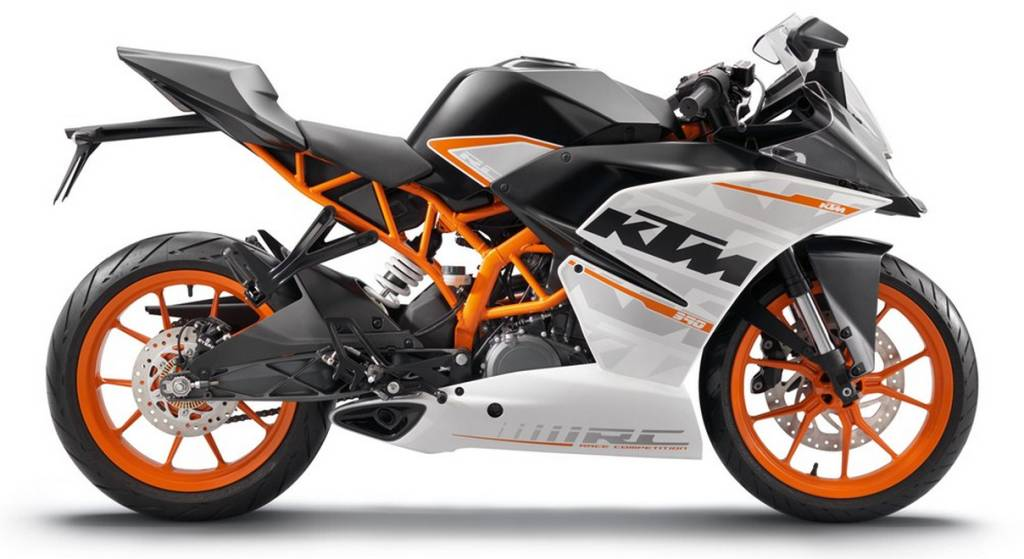 KTM RC390 has a top speed of 179kmph [Video]