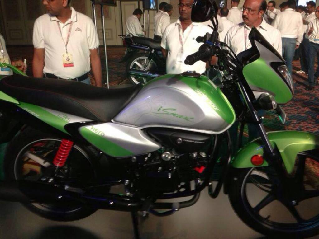 Yes, many of you would have guessed the Splendor!! Hero MotoCorp has