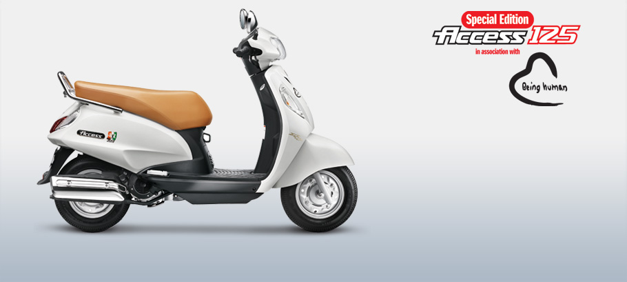 Suzuki Access Being Human Special Edition For 59 756 Inr