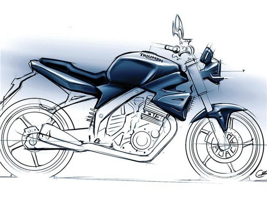 Triumph-Street-Single-Sketch