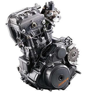 KTM 490 Duke
