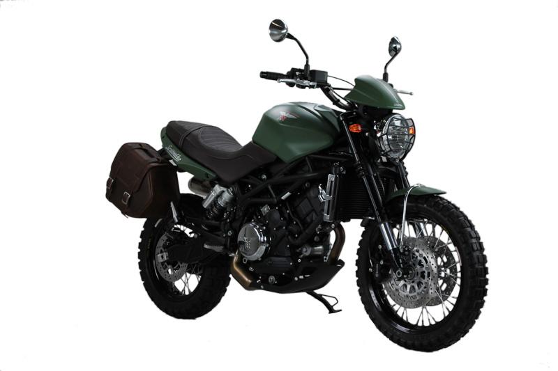 Vardenchi Launching Moto Morini Motorcycles In India In