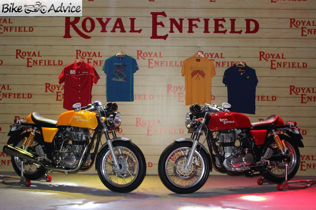 Royal Enfield Continental Gt Launchedprices Pics Details