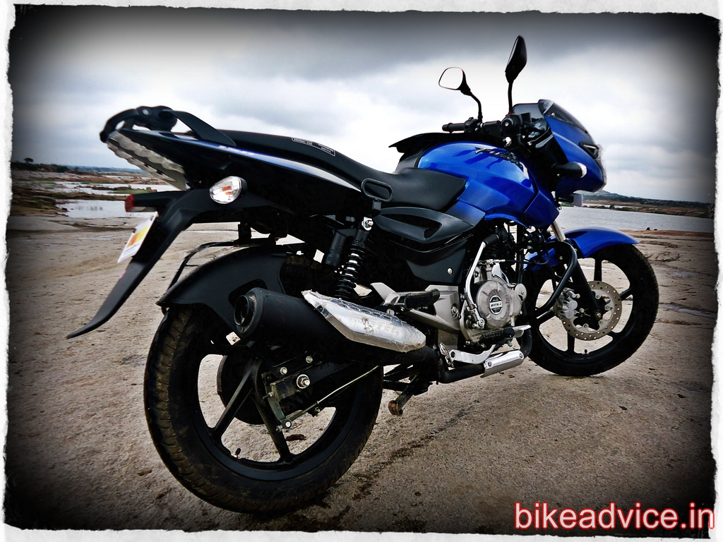 New Pulsar 150 DTSi Ownership Review by Dinesh; Fuel Efficiency ...