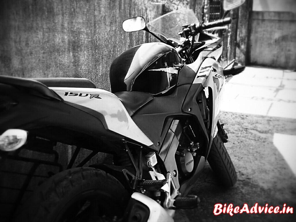 Ownership review presenting varuns gorgeous green honda cbr150r bikeadvice in