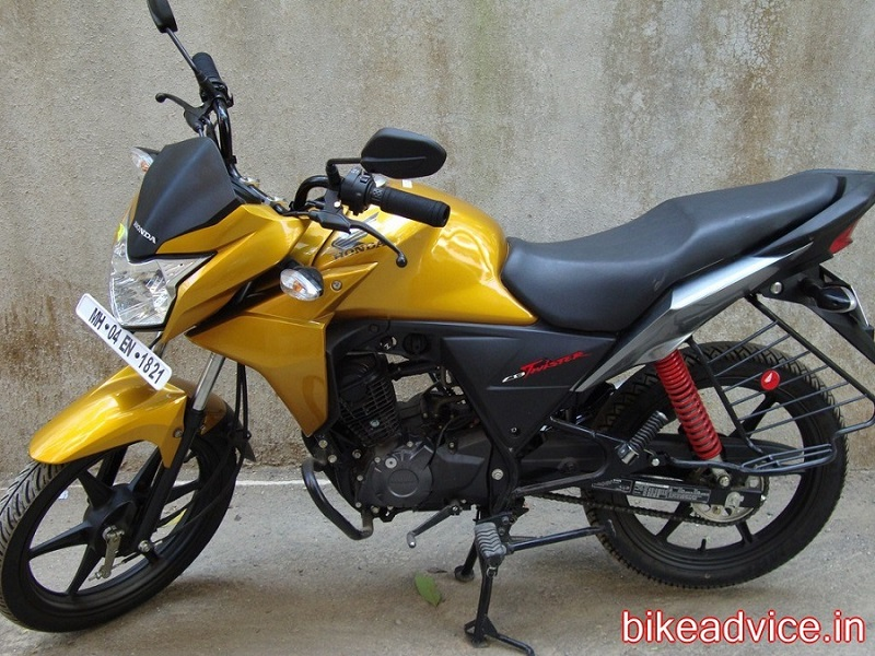 3 Years 7000 kms Ownership User Review of Honda Twister