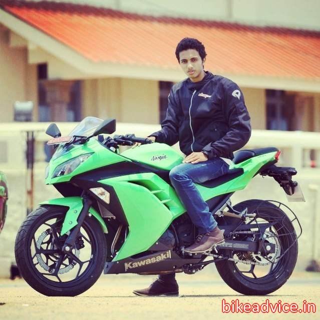Ownership Review: India's 1st Kawasaki Ninja 300; 5000 Kms Report by