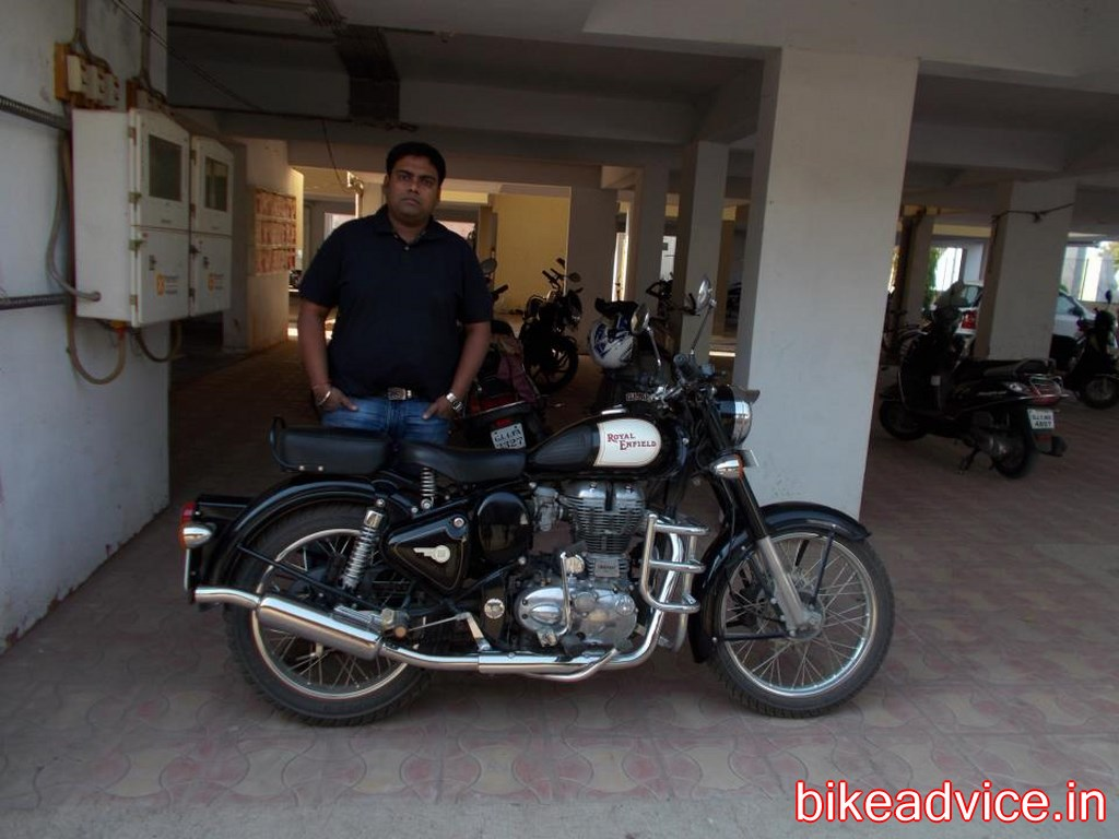 Review Prince S 45kmpl 18 000 Kms Royal Enfield Classic 350 Black